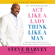 Steve Harvey - Act Like a Lady, Think Like a Man, Expanded Edition