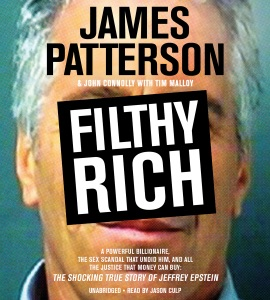 Filthy Rich - James Patterson & John Connolly audiobook, mp3