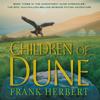 Frank Herbert - Children of Dune  artwork