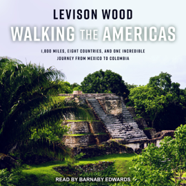 Walking the Americas audiobook