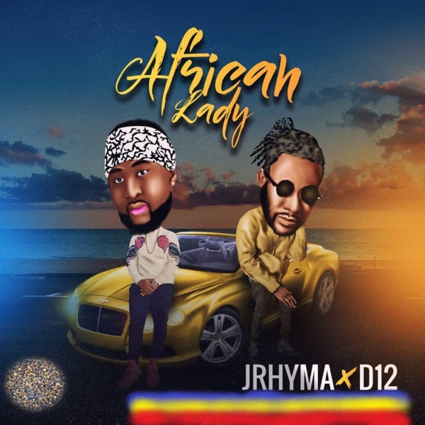 African Lady (feat. D12) - Single