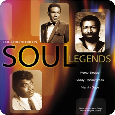 Soul Legends (Collector's Edition) - Marvin Gaye