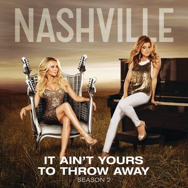 It Ain't Yours To Throw Away (feat. Sam Palladio) - Single