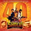 Sholay Songs and Dialogues, Vol. 1 (Original Motion Picture Soundtrack)