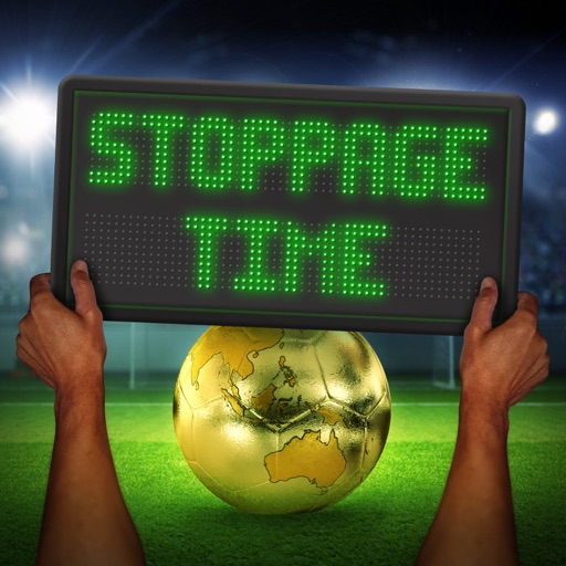 Cover image of Stoppage Time: Champions League
