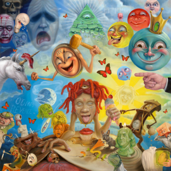 Trippie Redd LIFE'S A TRIP music review