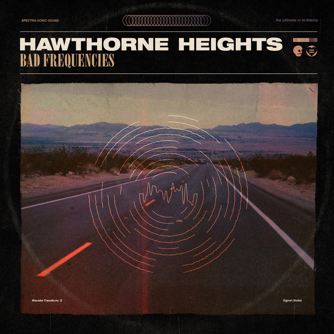Hawthorne Heights - Bad Frequencies (2018)
