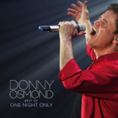 I'll Make a Man out of You (Live) - Donny Osmond