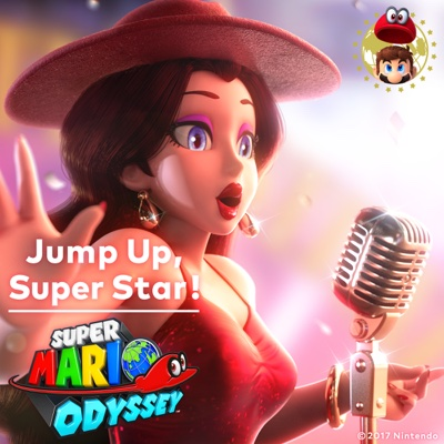 Jump Up, Super Star! - The Super Mario Players feat.Kate Davis song