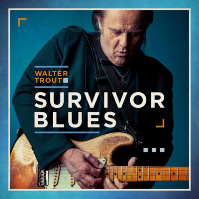 Me, My Guitar and the Blues - Walter Trout song