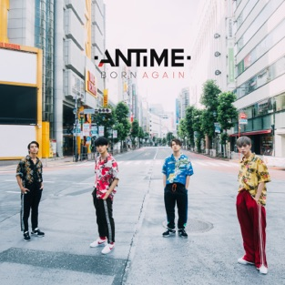 Born Again – EP – ANTIME