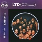 L.T.D. - Back In Love Again