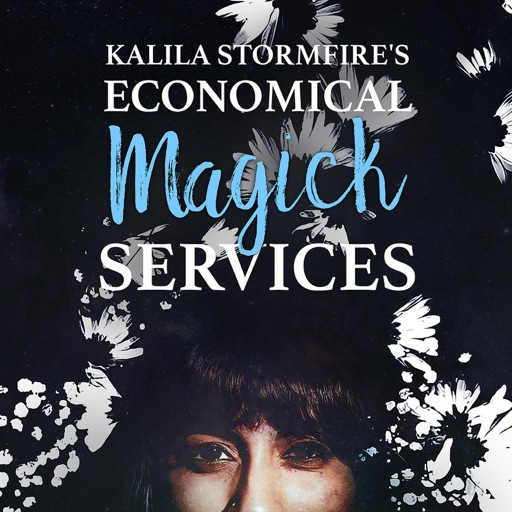 Cover image of Kalila Stormfire's Economical Magick Services