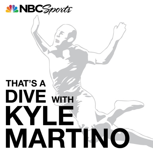 Cover image of That's a Dive with Kyle Martino