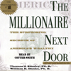 Thomas J. Stanley - The Millionaire Next Door (Unabridged) grafismos