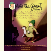Nate the Great Collected Stories: Volume 4: Owl Express; Tardy Tortoise; King of Sweden; San Francisco Detective; Pillowcase ; Musical Note; Big Sniff; and Me; Goes Down in the Dumps; Stalks Stupidweed (Unabridged)