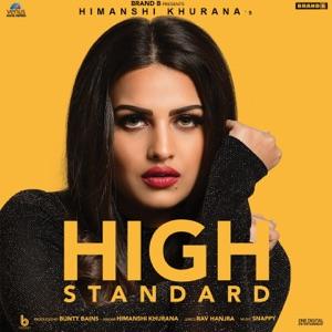 HIMANSHI KHURANA - High Standard Chords and Lyrics