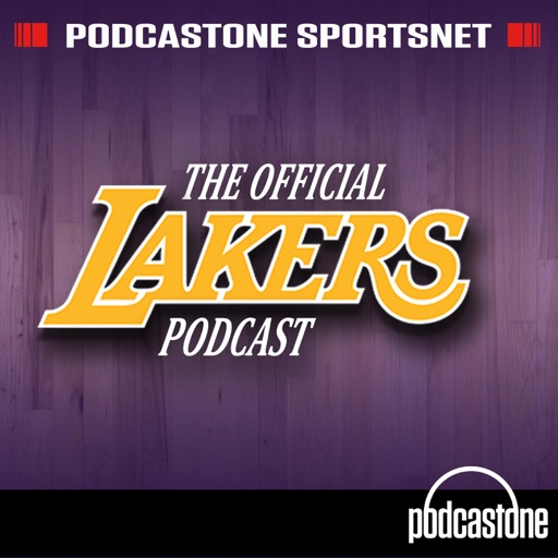 Cover image of The Official Lakers Podcast