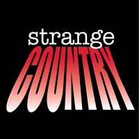 Podcast cover art for Strange Country