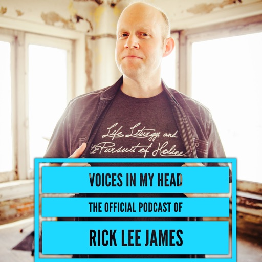 Cover image of Voices In My Head (The Official Podcast of Rick Lee James)