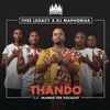 Thee Legacy & DJ Maphorisa - Thando (feat. Mlindo The Vocalist) artwork