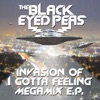 Invasion of I Gotta Feeling (Megamix) - EP ジャケット写真