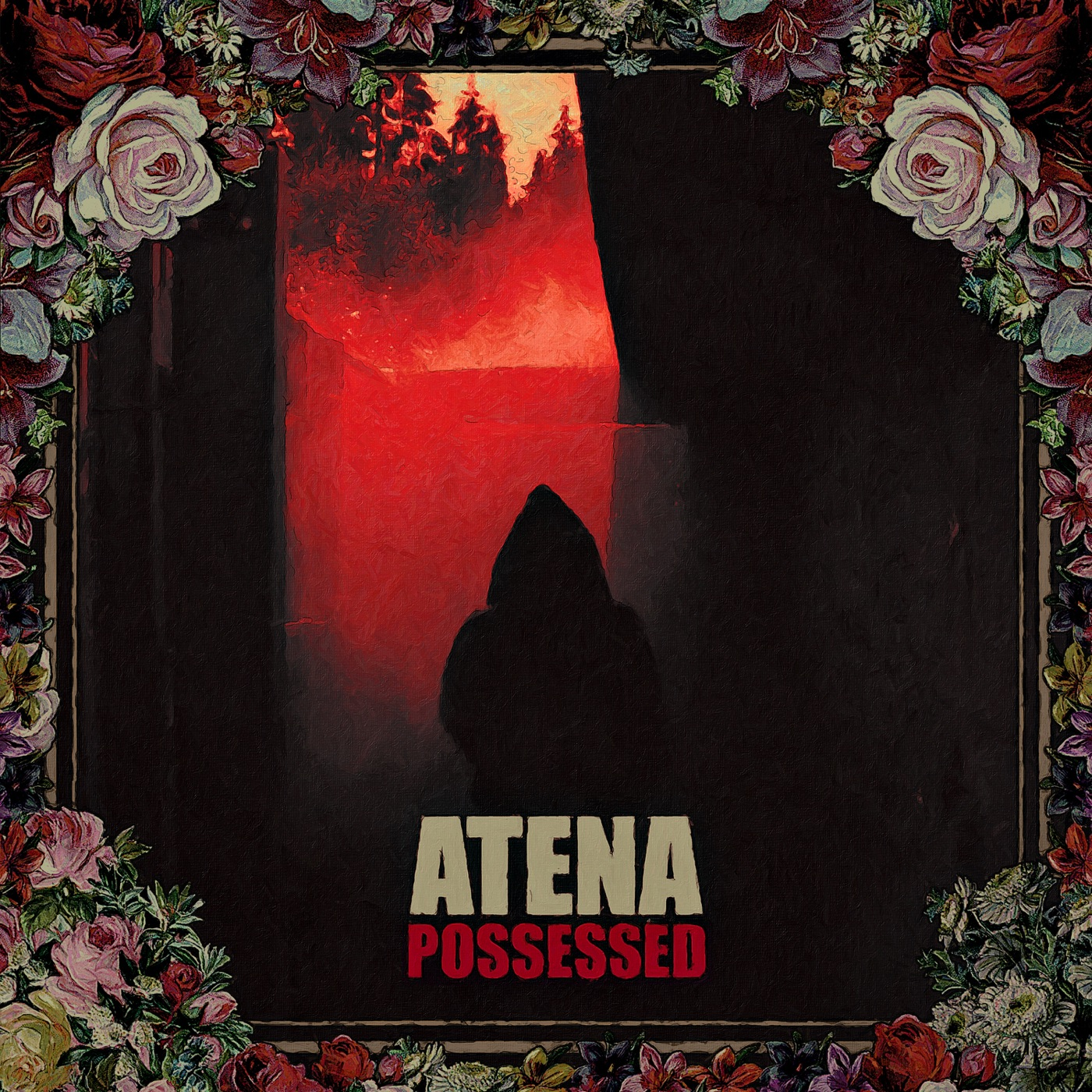 Atena - Done with the Darkness [single] (2017)