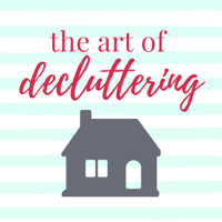 Podcast cover art for Art of Decluttering