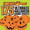 Drew s Famous 175 Ultimate Halloween Sound Effects