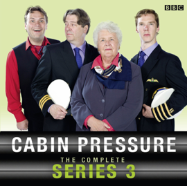Cabin Pressure: The Complete Series 3 audiobook
