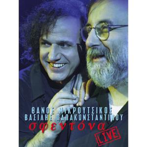 Vasilis Papakonstadinou & Thanos Mikroutsikos - Sfedona Live (Live)