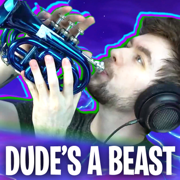 Dude's a Beast (Can't We Just Kill Each Other In Peace) - The Gregory Brothers & Jacksepticeye - The Gregory Brothers & Jacksepticeye