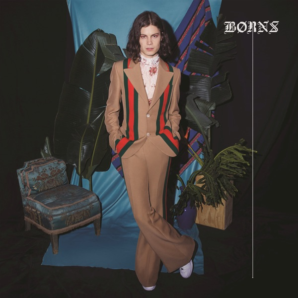 Blue Madonna BØRNS album cover