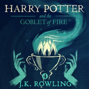 Harry Potter and the Goblet of Fire - J.K. Rowling audiobook, mp3