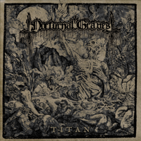 Nocturnal Graves - Titan artwork