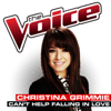 Christina Grimmie - Can't Help Falling In Love (The Voice Performance) artwork