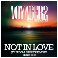 Not in Love (Milo.Nl Funk rmx) - VOYAGER2 - JESS HAYES
