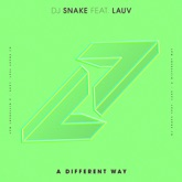 A Different Way (feat. Lauv) - Single