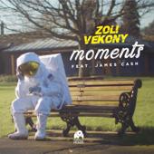Moments (feat. James Cash)