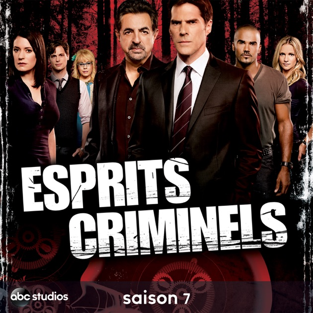 esprits criminels saison 7 sur itunes. Black Bedroom Furniture Sets. Home Design Ideas