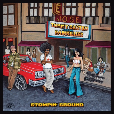 Stompin' Ground - Tommy Castro album