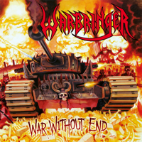 Warbringer - War Without End (Re-issue 2018) artwork
