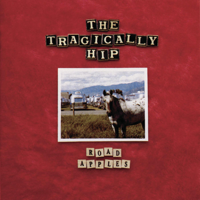 The Tragically Hip - Road Apples artwork
