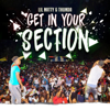 LIL NATTY & THUNDA - Get in Your Section artwork