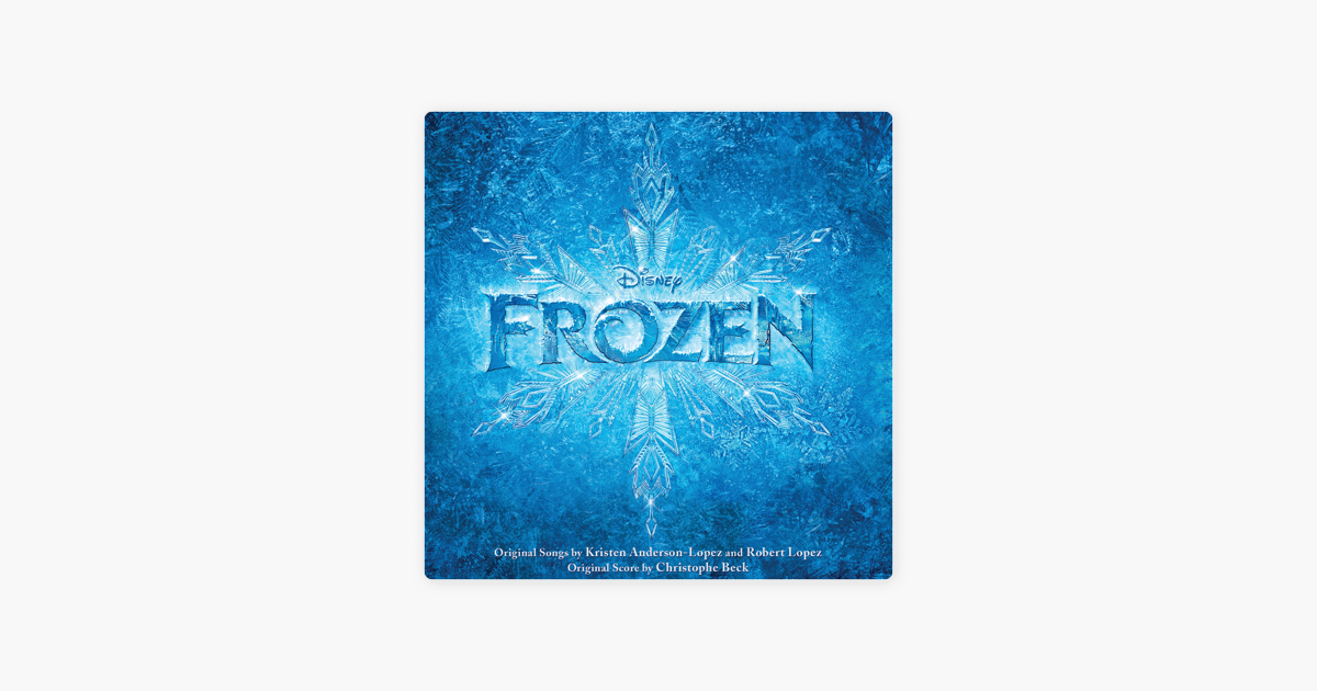 For the First Time in Forever - Kristen Bell & Idina Menzel