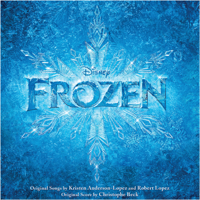 Robert Lopez & Kristen Anderson-Lopez, Idina Menzel, Kristen Bell & Christophe Beck - Frozen (Original Motion Picture Soundtrack) artwork