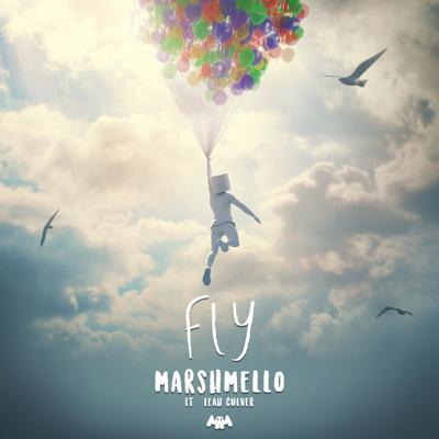 Fly (feat. Leah Culver) - Marshmello song