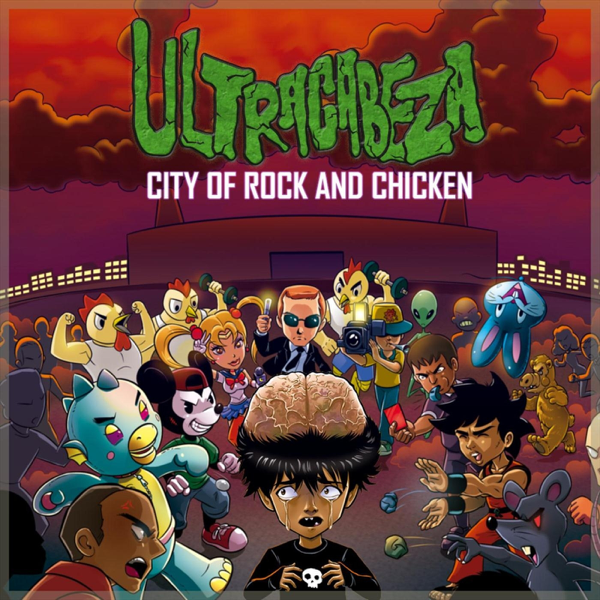 ultracabezaの city of rock and chicken ep をapple musicで