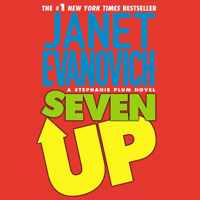 Janet Evanovich - Seven Up artwork