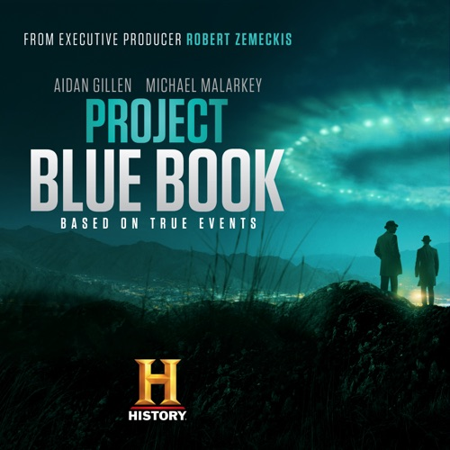 Project Blue Book, Season 1 poster